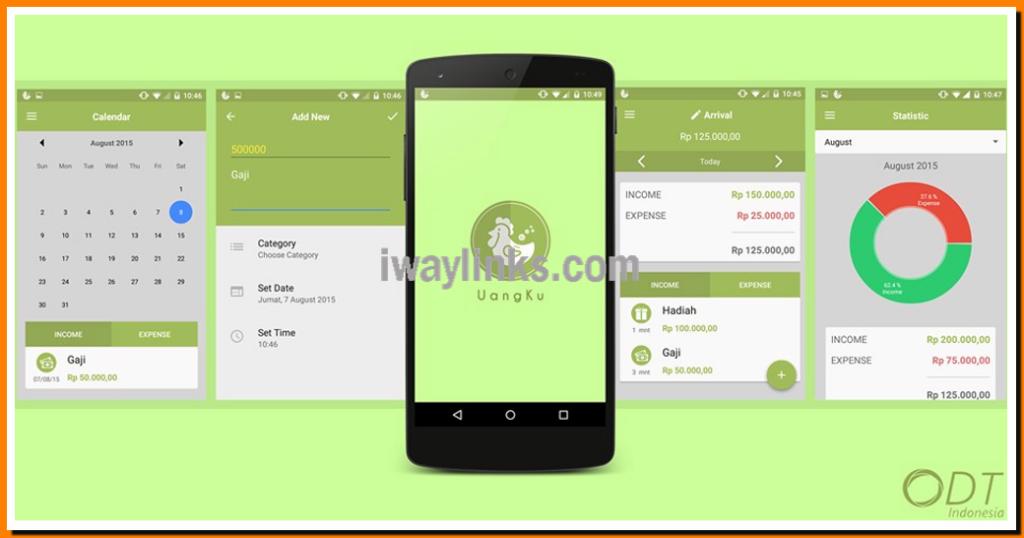 aplikasi android uangku
