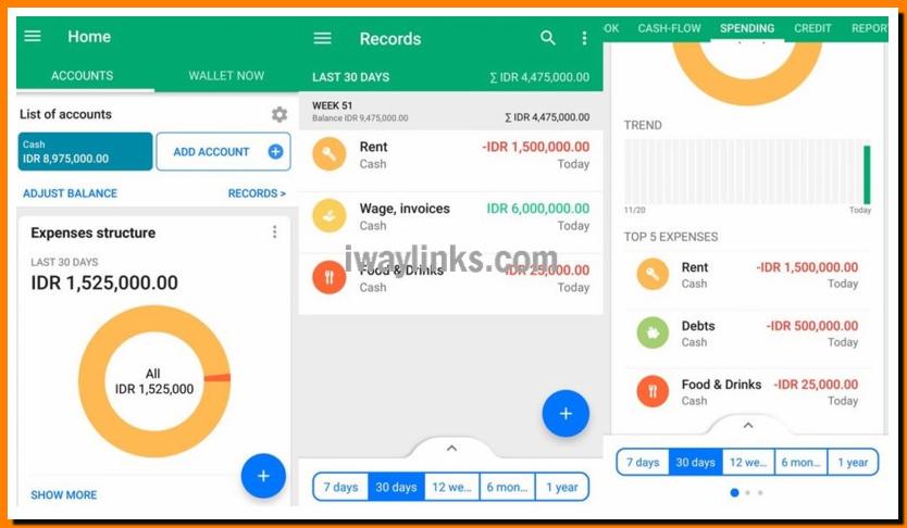 aplikasi android wallet