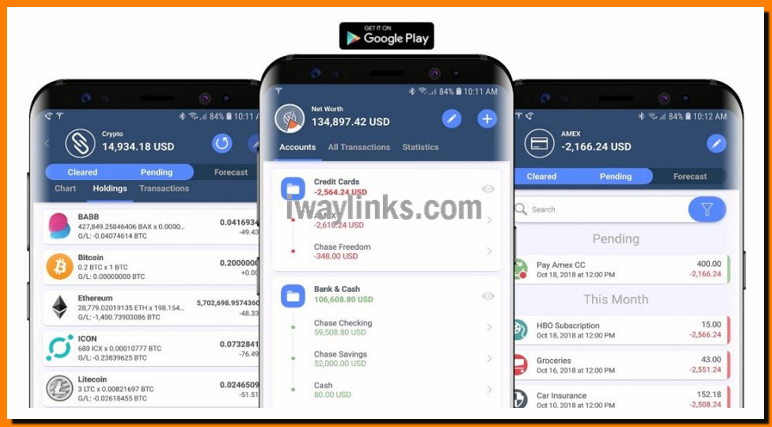 aplikasi android moneywiz